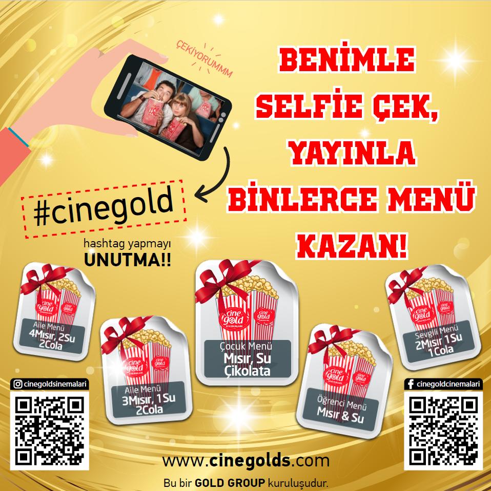 CineGold Kampanya